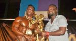 Cyrille-Kofi  Adja  won the last edition of Man Ghana