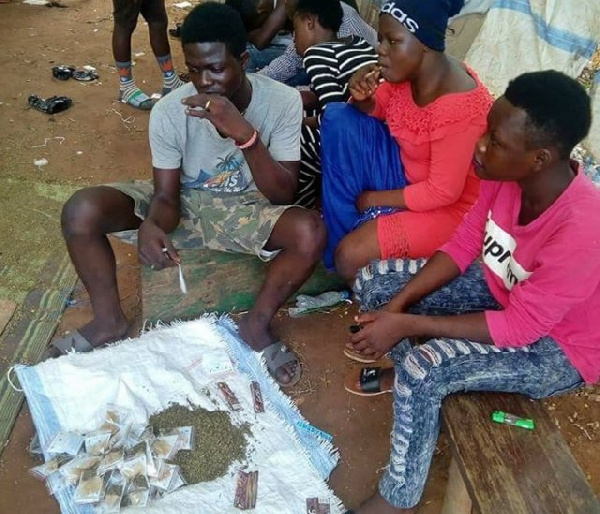 Students advised to stay away from drugs
