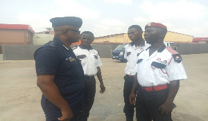 The companies are to report to the Police Headquarters in Accra