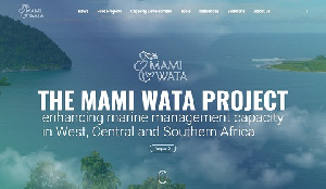 The project is to ensure marine management capacity in West, Central and South Africa
