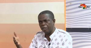 Veteran journalist Kwesi Pratt