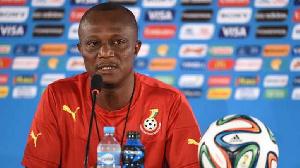 Former Black Stars coach, James Kwasi Appiah