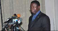 Commissioner of Police (COP) Prosper Agblor, Director General-Welfare