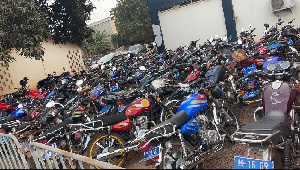 Police officers are seizing our bikes without reason - Okada riders cry out