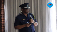 James Oppong-Boanuh is the acting IGP