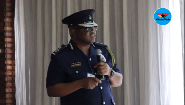 Adopt robust and pragmatic approaches in combating crime - IGP