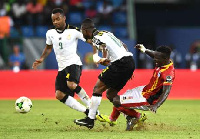 Ghana striker Ayew lauds own qualities