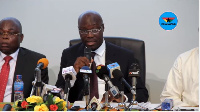 Ranking Member on Parliament's Finance Committee, Cassiel Ato Forson