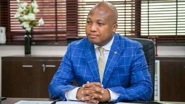 NDC MP's Appointments c'ttee not 'mere conveyor belts' – Okudzeto Ablakwa