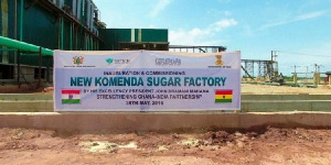 The factory had difficulties in having access to direct power from ECG