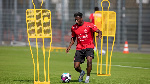 Kelvin Ofori facing strong competition from Dusseldorf attacking teammates