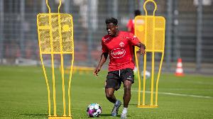 Kelvin Ofori Ghana International Kelvin Ofori
