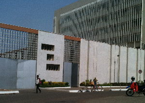 Bank of Ghana led the banking sector clean up