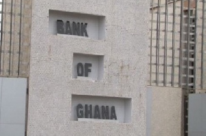 A BoG report shows that the private sector accounted for greater proportion of banks