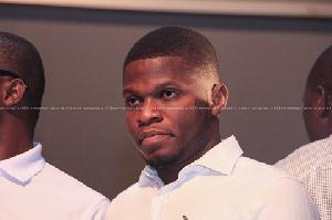 Communications Director for NDC, Sammy Gyamfi