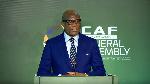 DR Congo Football Association boss, Constant Omari Selemani