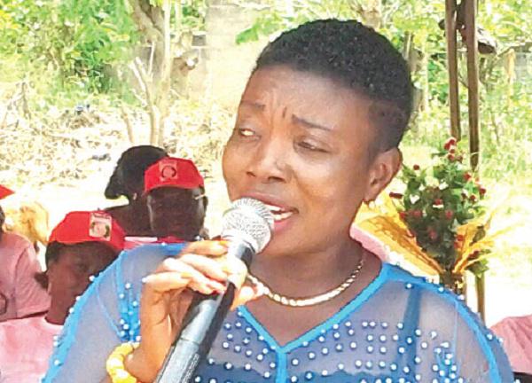 Effiduase-Asokore DCE, Mary Boatemaa Marfo