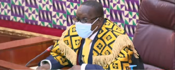 Full text: Alban Bagbin's address to MPs on first sitting of 8th Parliament