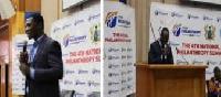 Dr Ben Ocra, President, Ghana Philanthropy Forum