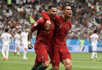 Portugal take on Uruguay in the last 16 of the tournament