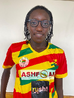 Unilez Yebowaah Takyi is a member of the national swimming team at the 2020 Tokyo Olympics