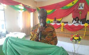 Samuel Kena, Kwahu Afram Plains North District Chief Executive