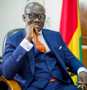 Godfred Yeboah Dame, Deputy Attorney General