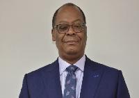 Managing Director of GCB Bank, Anselm Ransford Adzetey Sowah