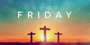 Good Friday   .