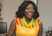 Catherine Afeku is the Minister of Tourism, Arts and Culture