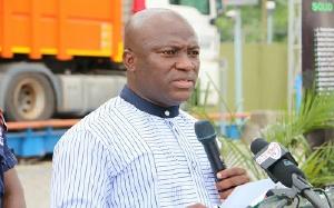 Accra Mayor,  Mohammed Adjei Sowah