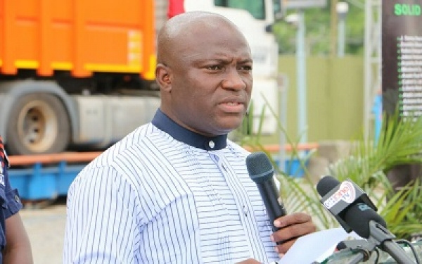 I denounce any form of protests in my name – Mohammed Adjei Sowah