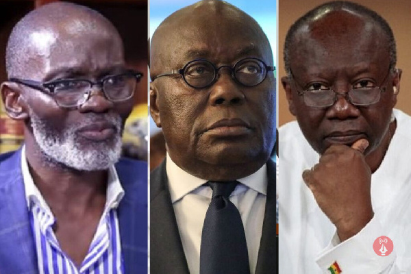 Akufo-Addo knows Ofori Atta, Gabby are stealing for him – Mahama