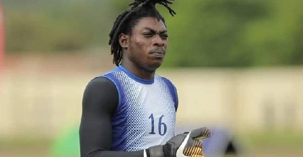Razak Abalora, the only homebased player in Ghana\'s squad for next month\'s AFCON qualifiers