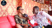 Songstress, Mzbel with ZionFelix