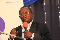 Mr Kwesi Jonah