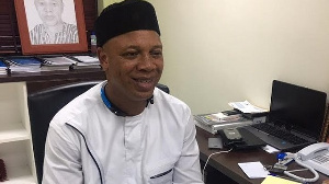 Adam Mutawakilu, MP for Damongo Constituency