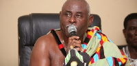 Nii Okwei Kinka Dowuona VI,  Paramount Chief of Osu