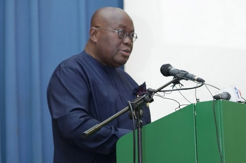 The four-day meeting is being chaired by President Nana Addo Dankwa Akufo-Addo