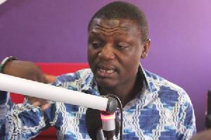 Campaign Coordinator of the NDC, Kofi Adams