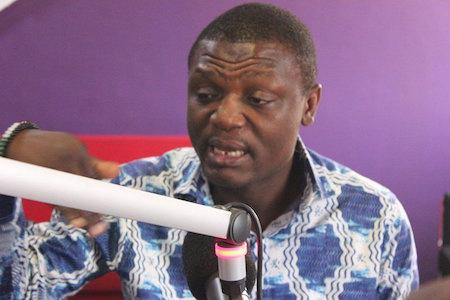 Kofi Adams, NDC National Organizer