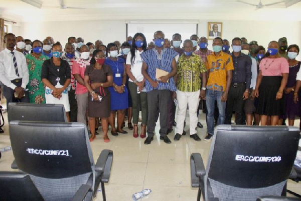 Ghanaians need to be privacy-conscious – National Cyber Security Centre