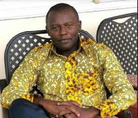 CEO of Virtual Security Africa, Emmanuel Sekyere Asiedu