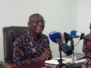 Dr Joseph Atta-Mensah