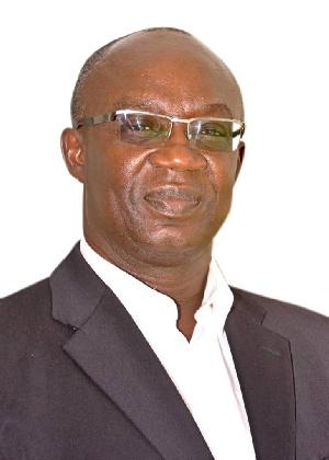 Governance expert, Dr Valentin Mensah,