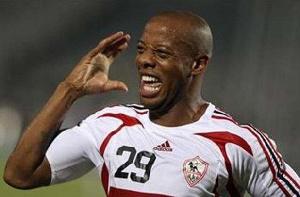 Agogo played 27-games for the Black Stars of Ghana scoring 12 goals