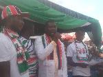 Simon Kwaku Agyei, aspiring MP Manso Adubia