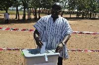 Dr Mahamudu Bawumia, Vice-Presidential Candidate of NPP