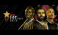 The nominees for the CAF Player of The Year
