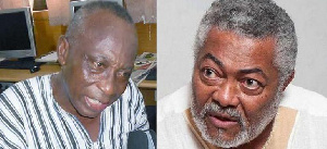 Boakye-Djan and Mr J.J. Rawlings